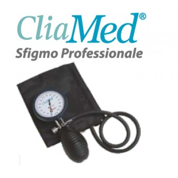 Cliamed Sfigmomanometro Aneroide Professionale