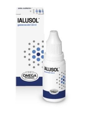 Ialusol Gocce Oculari Idratanti 15 ml