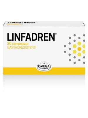 Linfadren 30 Compresse - Integratore Drenante