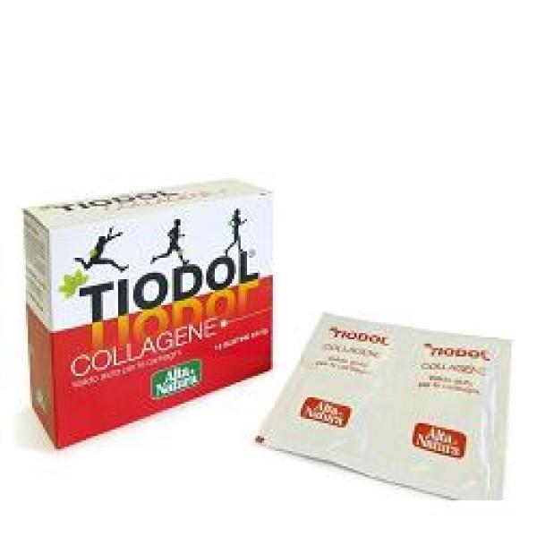 Tiodol Collagene 16 Bustine - Integratore per le Articolazioni