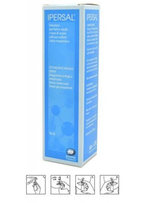 Ipersal Spray Nasale Soluzione Ipertonica 50 ml