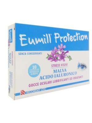 Eumill Protection Gocce Oculari 10 Flaconcini Monodose