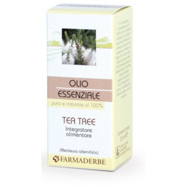 Farmaderbe Olio Essenziale Tea Tree 10 ml