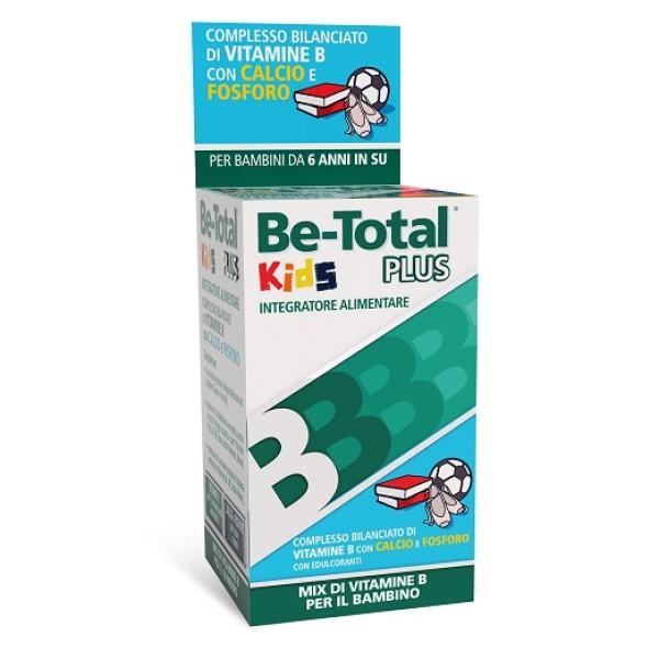 Be-Total Plus Kids Integratore Vitaminico Bambini +6 Anni 30 Tavolette