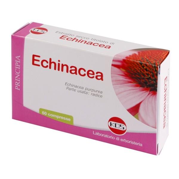 Kos Echinacea Estratto Secco 60 Compresse - Integratore Difese Organismo