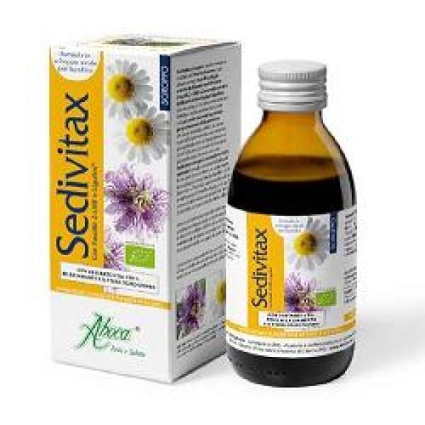 Aboca Sedivitax Pedriatic Sciroppo 220 grammi - Integratore Rilassante per Bambini