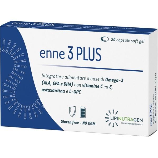ENNE3 PLUS 20 Cps