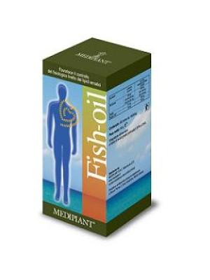 Fish Oil 60 Perle - Integratore per il Colesterolo
