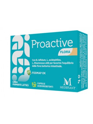 PROACTIVE Flora 10 Cps 500mg