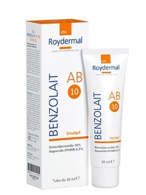 Benzolait 10 Plus Emulgel Purificante Pelle Grassa 30 ml