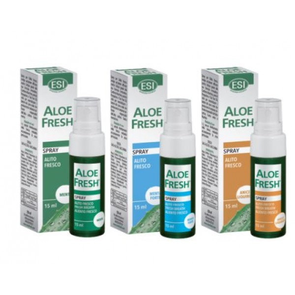 Esi Aloe Fresh Deodorante Alito Fresco Spray 15 ml