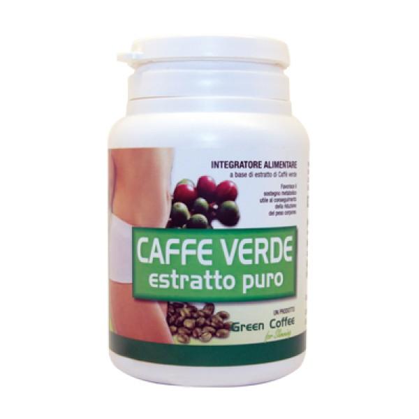 CAFFE'VERDE Est.Puro 60 Cps