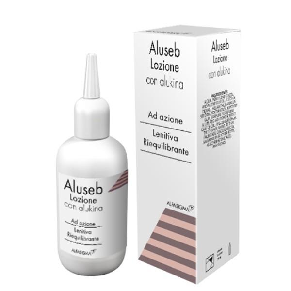Aluseb Lozione Dermatite Seborroica con Alukina 75 ml