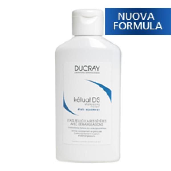 Ducray Kelual DS Shampoo contro Dermatite Seborroica 100 ml