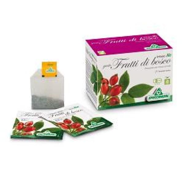 Specchiasol Infuso Bio Frutti di Bosco 20 Filtri