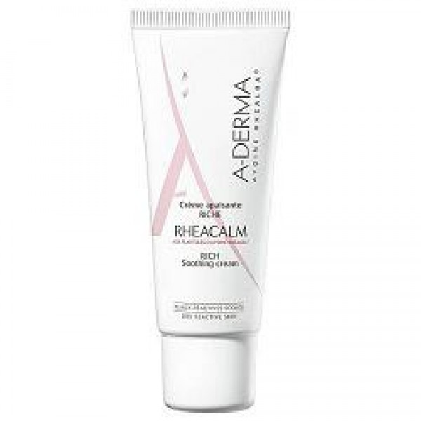 A-Derma Rheacalm Crema Ricca Lenitiva Pelle Intollerante 40 ml
