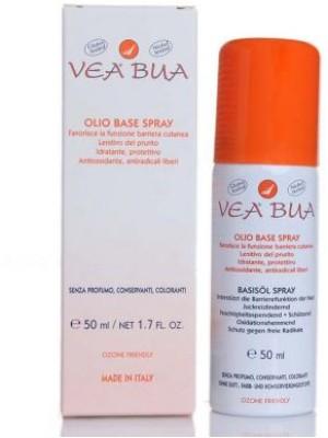 Vea Bua Spray Olio Base Protettivo Pelle Screpolata 50 ml