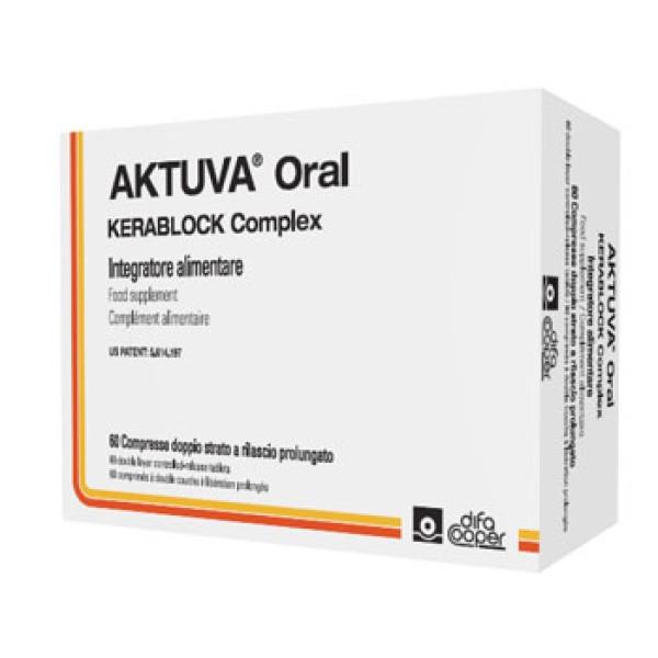 Aktuva Oral 60 Compresse - Integratore Alimentare