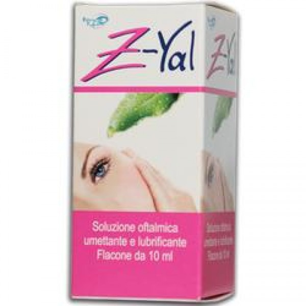 Z-YAL Sol.Oft.10ml