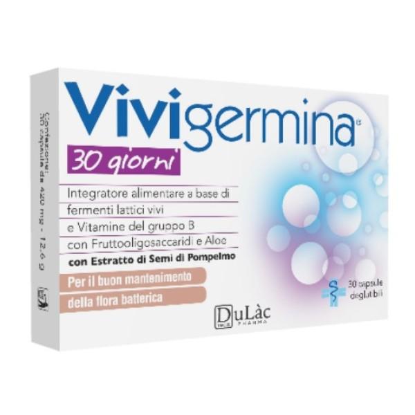 VIVIGERMINA 30 Giorni 30 Cps