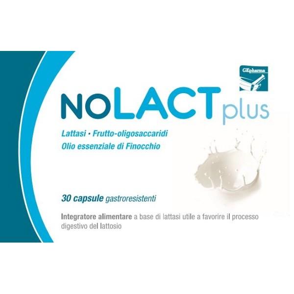 NOLACT Plus 30 Cps