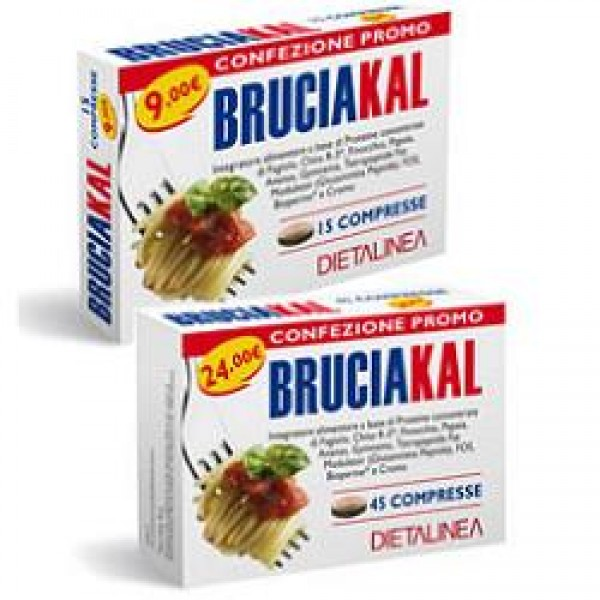 BRUCIAKAL 15 Cpr Dietalinea