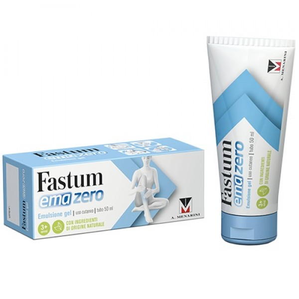 Fastum Emazero Emulsione Gel Rinfrescante e Lenitivo 50 ml