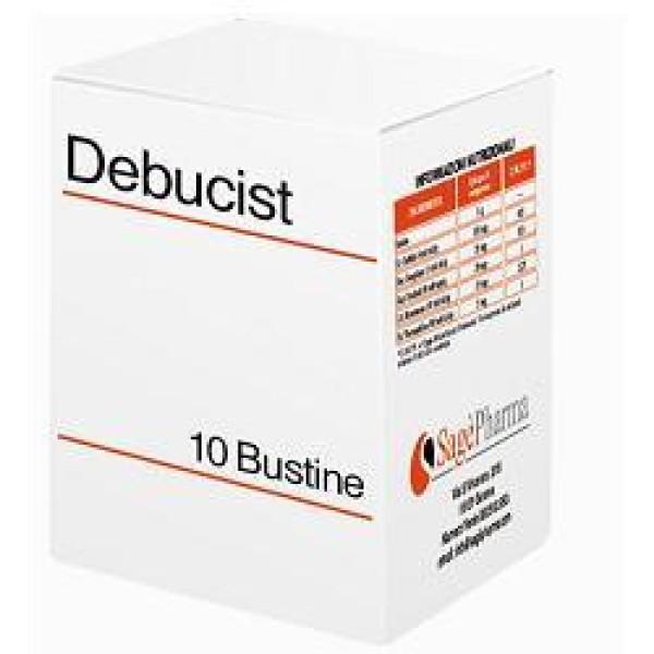 DEBUCIST 10BUST