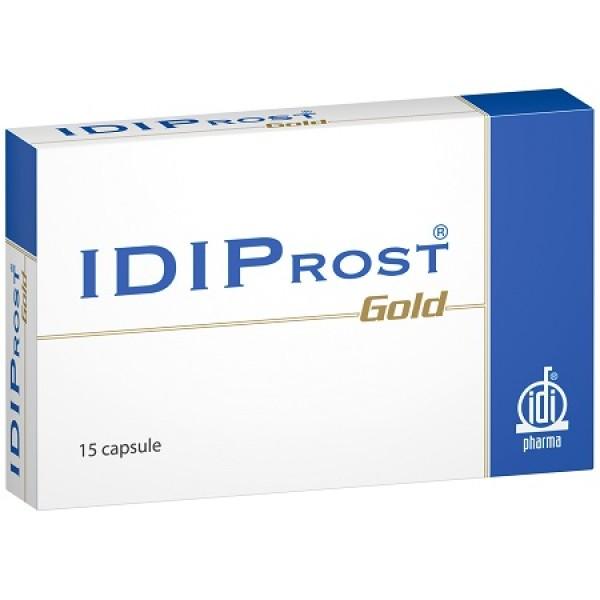 Idiprost Gold 15 Capsule - Integratore Prostata