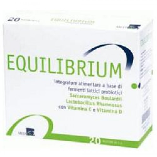 EQUILIBRIUM 20 Bustine 4g
