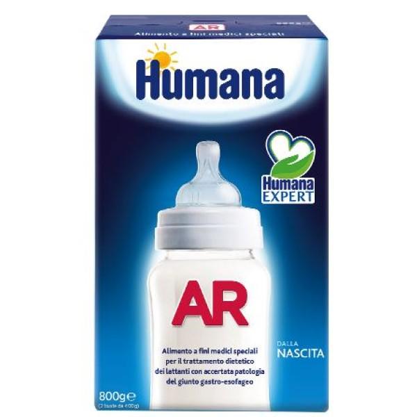 Humana AR Latte in Polvere Antirigurgito 800 grammi