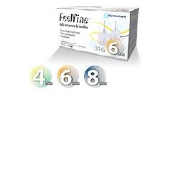 FEELFINE 100 Aghi 31g 6mm