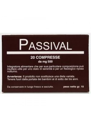 PASSIVAL ESTR ERB 20CPR 10G