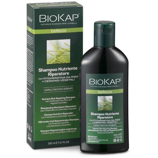 Biokap Shampoo Nutriente Riparatore 200 ml