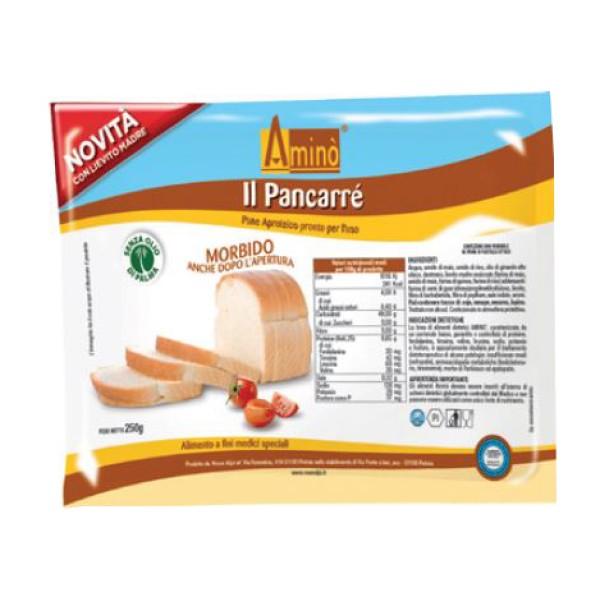 Amino' Il Pancarre' Pane Aproteico 250 grammi