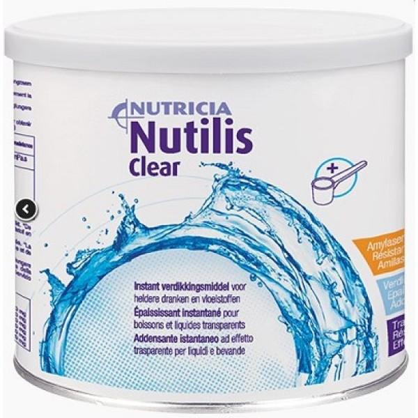Nutilis Clear Integratore Addensante Bevande e Alimenti 175 grammi