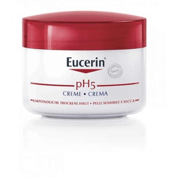 Eucerin pH5 Crema Idratante Viso 75ml