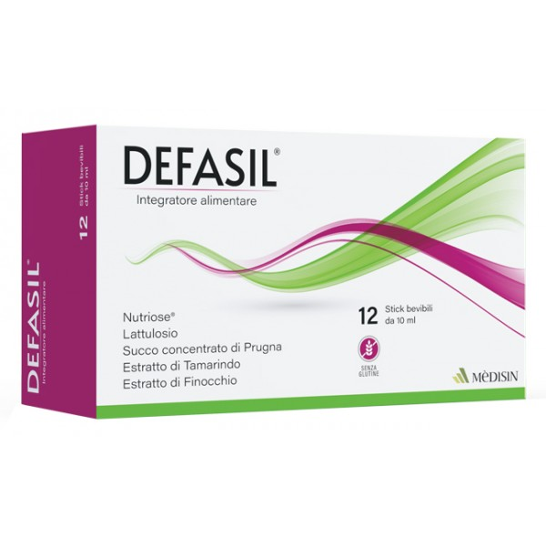 DEFASIL 12STICK 10ML