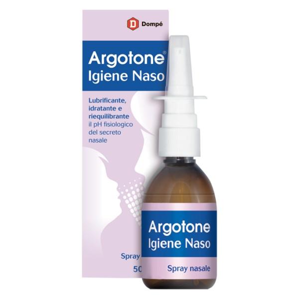 Argotone Igiene Nasale Spray 50 ml