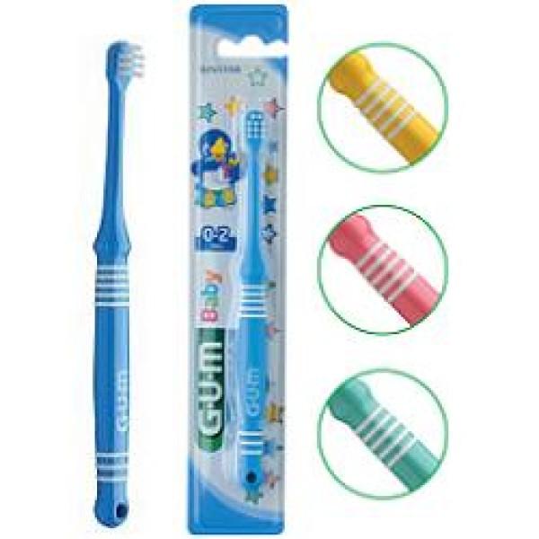 Gum Baby Spazzolino per Bambini 0-2 Anni