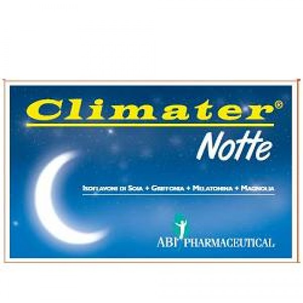 CLIMATER Notte 20 Cpr