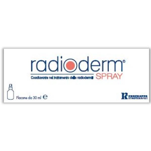 Radioderm Spray Protettivo Cute 30 ml