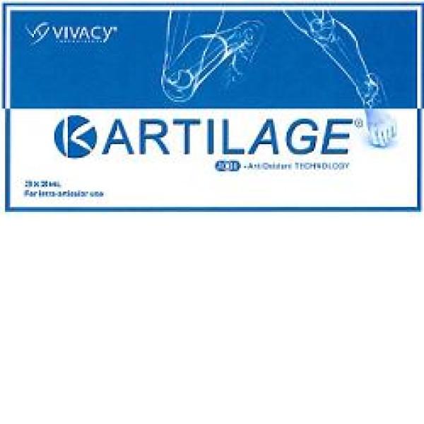 KARTILAGE 3 Sir.Intra-Art.2ml
