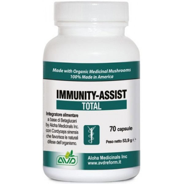 Immunity-Assist Total 70 Capsule - Integratore Difese Immunitarie