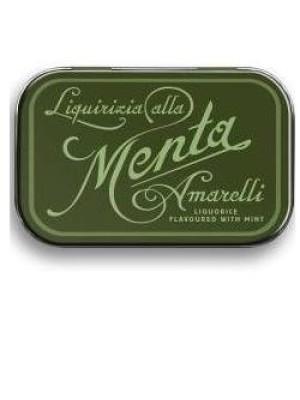 Amarelli Liquirizia Menta 40 grammi
