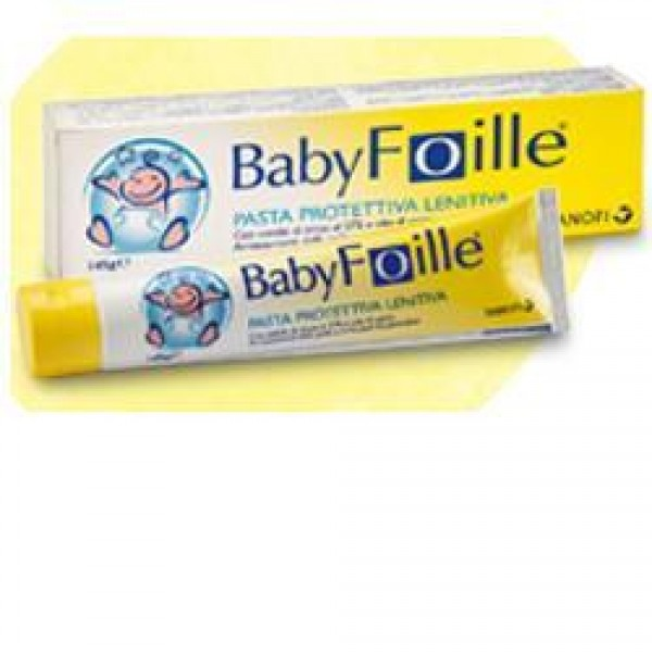 Baby Foille Pasta Protettiva Lenitiva 145 grammi