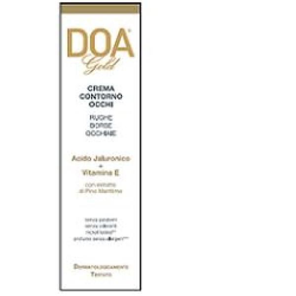 Doa Gold Crema Contorno Occhi 30 ml