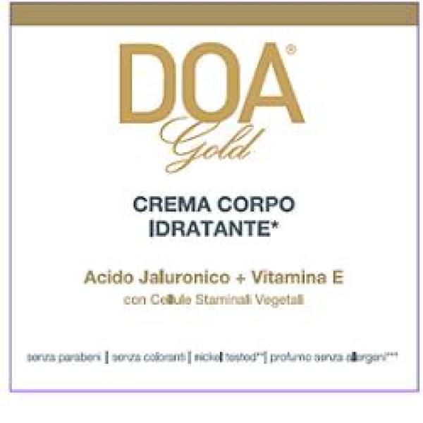 Doa Gold Crema Corpo Idratante 200 ml