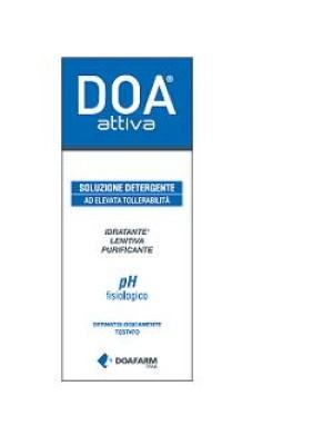 Doa Attiva Soluzione Detergente ad Elevata Tollerabilita' 200 ml