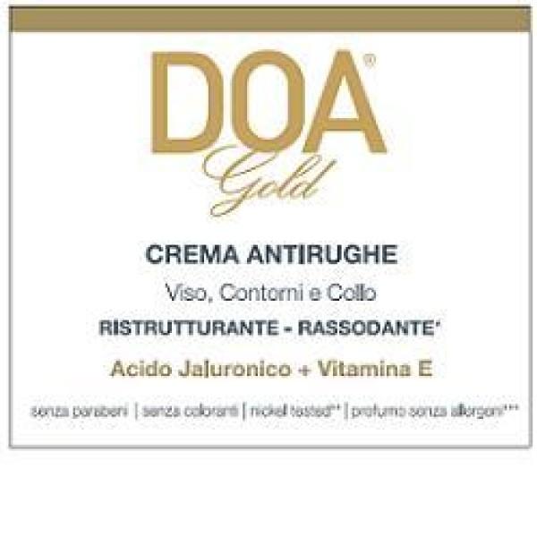 Doa Gold Crema Antirughe 50 ml